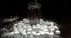 A new study has shown that reducing sugar in diets has the power to dramatically improve health. File photograph: Anthony Devlin/PA Wire