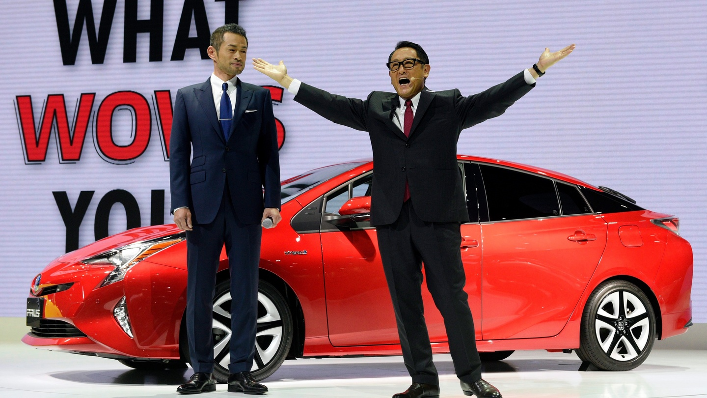 71b0826740fb Tokyo motor show offers 2020 visions of the future