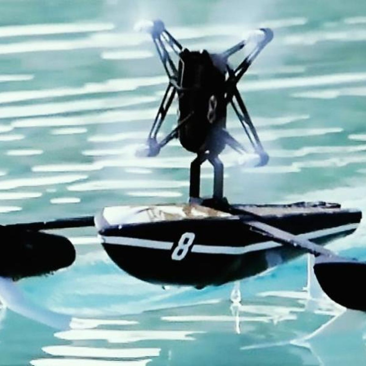 Tech Tools: Parrot takes Hydrofoil Drone to the water