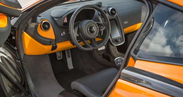 First drive mclaren 570s coupe challenges porsche 911 fandeluxe Images