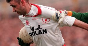 The former Tyrone man Mattie McGleenan has been the key to Scotstown's rise. Photo: Inpho