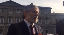 Gerry Adams calls the Taoiseach 'a spoof'