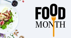 What's Food Month all about?