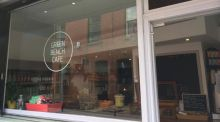 Meal Ticket: Green Bench Café, Dublin 2