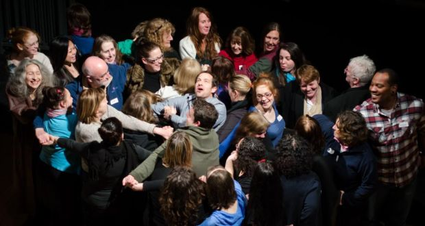 Smashing Times Theatre Company, which has been working in process-led educational theatre for almost 20 years