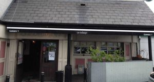 "Liz Delaney's pub: home of the controversial ""Welfare Wednesday"" drinks promotion for the unemployed"