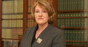 DPP Claire Loftus: says the cost of barristers' fees to her office is being pushed up by white-collar prosecutions.