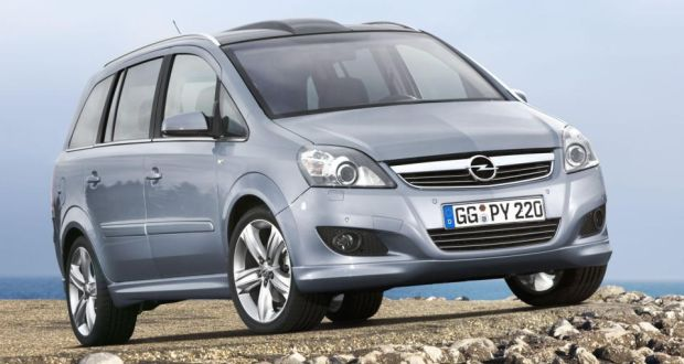 Opel Investigating Series Of Fires In Zafira Cars