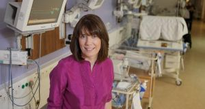 Prof Geraldine Boylan, who is based in UCC, conducts research into the neonatal brain.