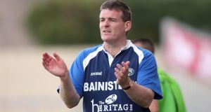 Liam Kearns has previously managed Limerick and Laois. Photograph: Donall Farmer/Inpho.