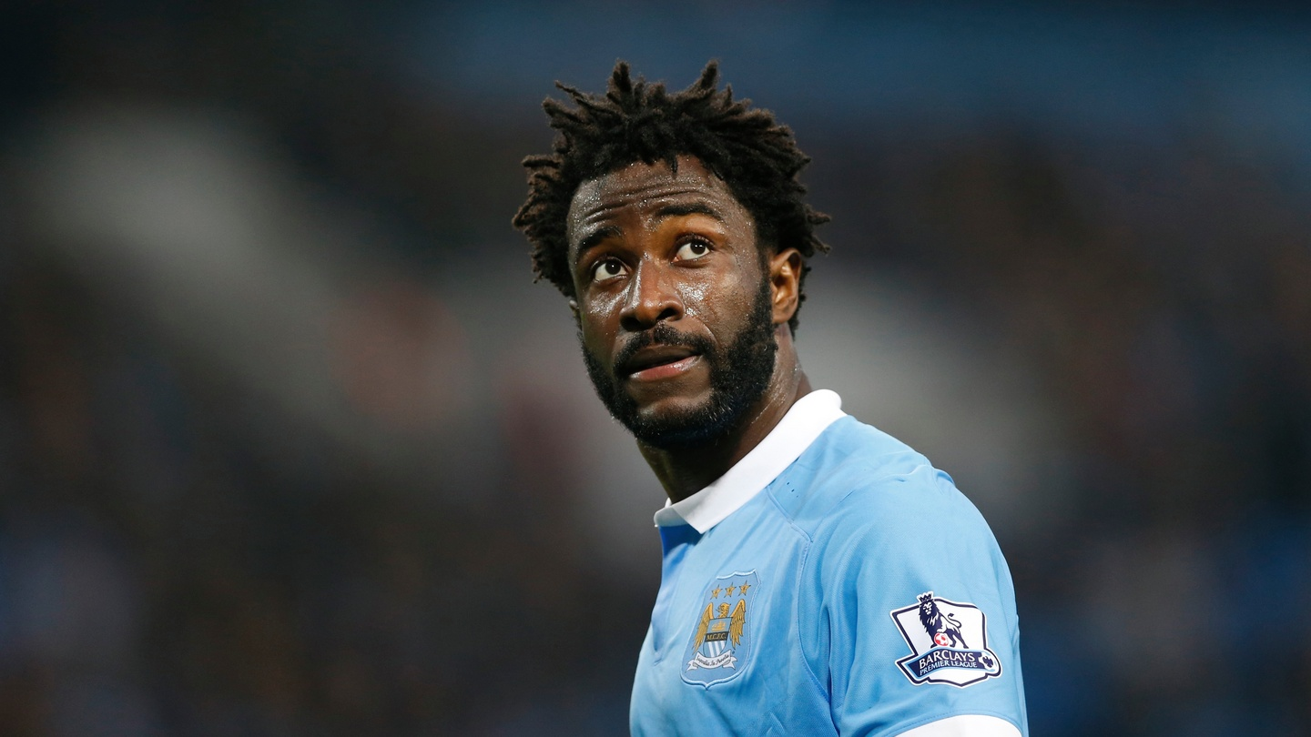 Wilfried Bony ready to lead Manchester City in Seville
