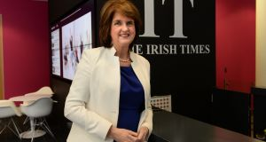 Tánaiste Joan Burton: said recommendations to improve the scheme are being implemented. Photograph: Dara Mac Donaill/The Irish Times