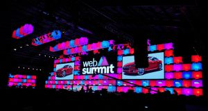 The main stage of the Web Summit this year: an event fantastic and frustrating in equal measure