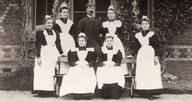 servants and ladies 100 years ago today in the irish times