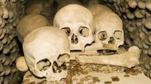 Travel writer, Kutna Hora: 'There I was, confronted with stacks of empty skulls'