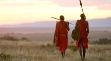 "Travelwriter, Kenya: ""They say Africa changes you"""