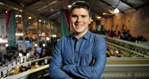 "John Collison, co-founder and president of Strip: ""Do not be afraid to start a business that feels like it has no precedent."""