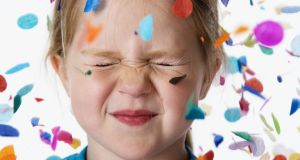 Children can get a bit jaded with too many parties, and harder to please. Photograph: Thinkstock