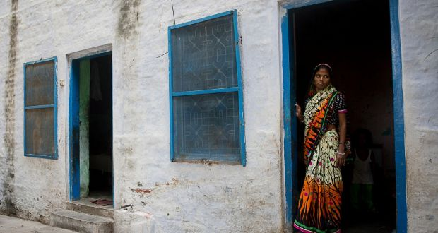 A mother waits: Neetu, aged 13, has been missing since October 2nd 2015 from outside her house in Mayapuri, New Delhi, above. Photographs: Arkaprava Ghosh / Barcroft India via Getty Images and Natisha Mallick