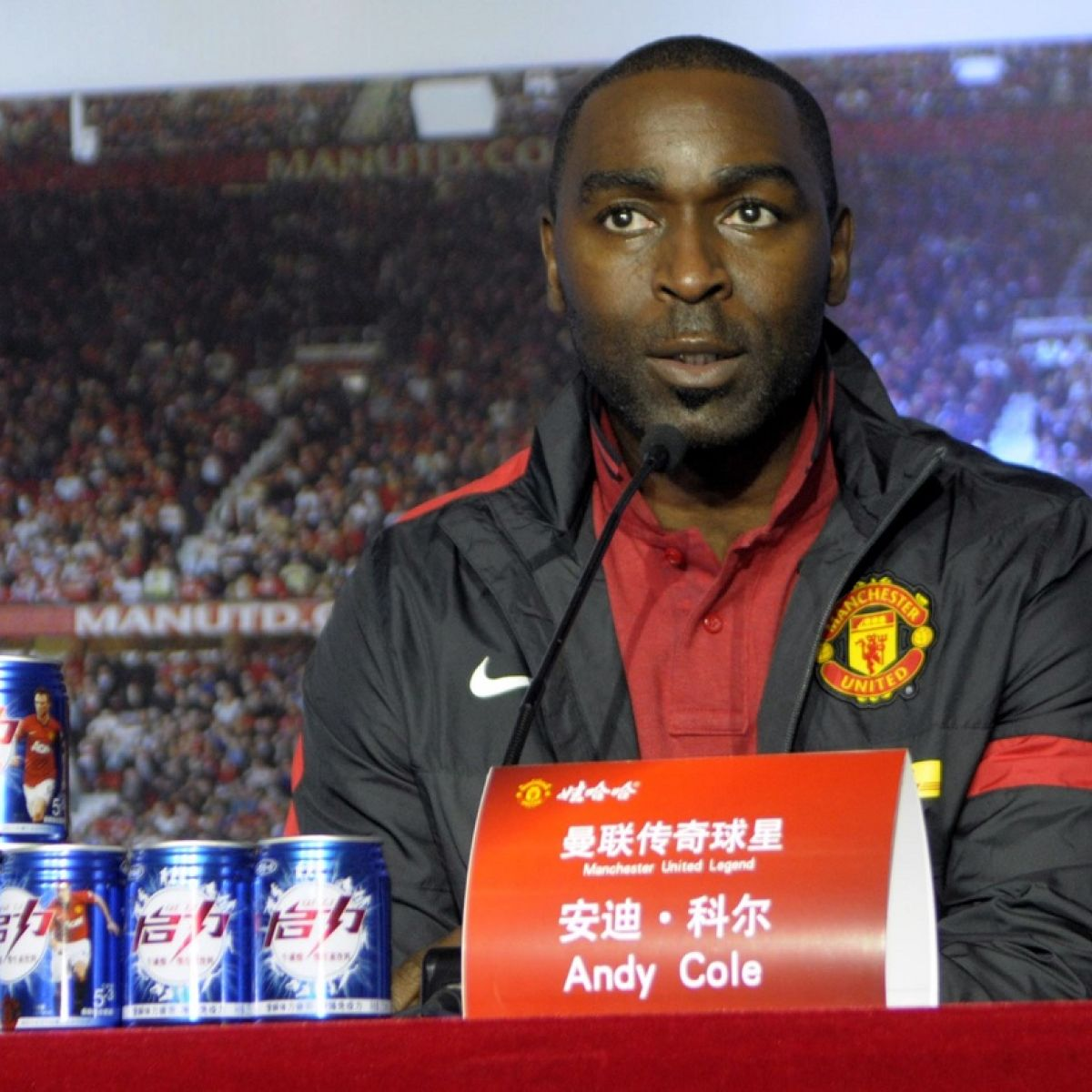Andy Cole Reveals He S Been Suffering From Kidney Failure