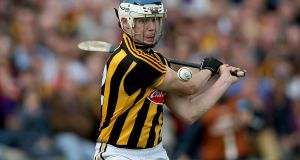 Kilkenny's TJ Reid is the frontrunner to be named hurler of the year tomorrow night. Photograph: Cathal Noonan/Inpho