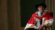 'Dr Paul' O'Connell locks in honorary doctorate