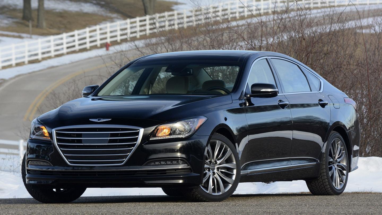 Hyundai to spin Genesis badge off as separate, luxury nd