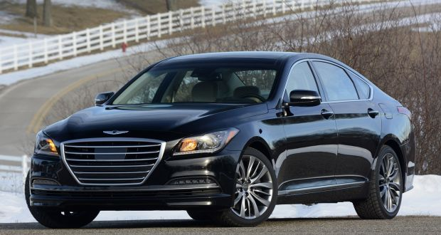 Hyundai To Spin Genesis Badge Off As Separate Luxury Brand