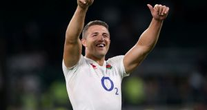 Sam Burgess has left Bath with immediate effect, returning to Australia. Photograph: David Davies/PA