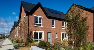 Cairn plc presents Parkside, a development of 3 & 4 bedroom houses off the Malahide Road