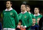 Shay Given will play no part in Ireland's Euro 2016 play-offs next month. Photograph: Inpho