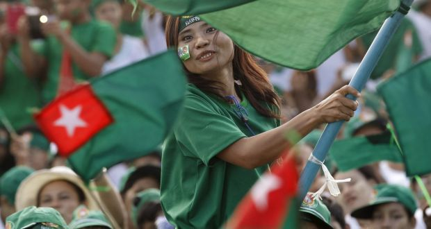 Milestone for a small nation: a brief guide to Burma's election