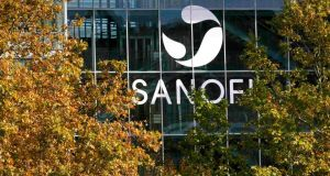 Sanofi said growth would be driven by 18 product launches scheduled for the next five years. Photographer: Robert Pratta/Reuters