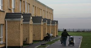 The centre for asylum seekers in Mosney, Co Meath. Applications are up as deportations fall. Photograph:  Frank Miller/The Irish Times