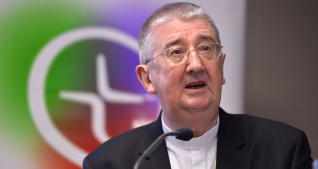 Archbishop of Dublin Diarmuid Martin: 'Times have changed in Irish society and the church must change.' Photograph: Alan Betson