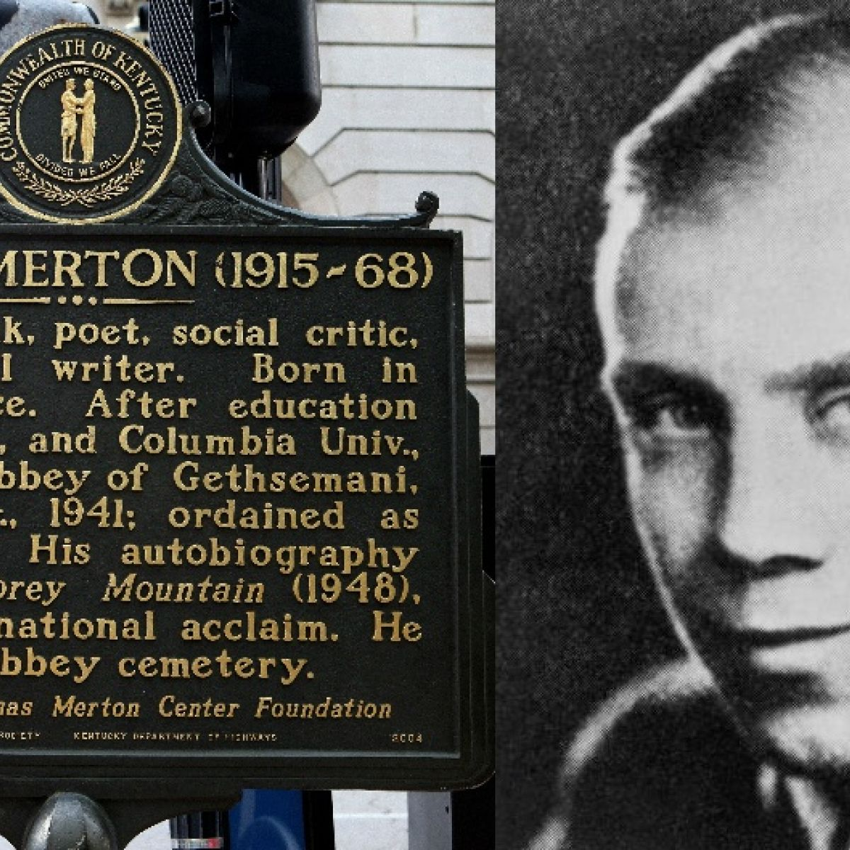 Thomas Merton: the hermit who never was, his young lover and