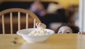 The dinner table, from the time we were too small to sit properly at it, has had a certain aura that has demanded respect. Photograph: Thinkstock