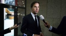 The Dutch prime minister Mark Rutte is concerned over the prospect of the UK leaving the EU.