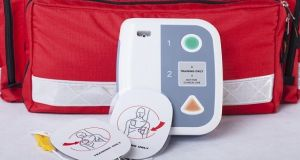 Some 940 defibrillators need to be updated, the health products regulator has warned. Photograph: Thinkstock