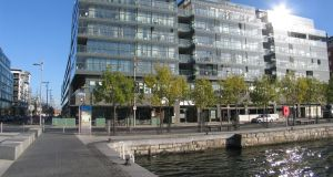 A  Cotter-run company has applied for another mixed use scheme beside its Hanove Quay development