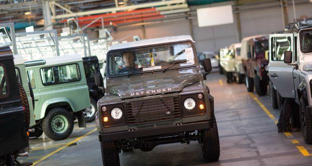 Land Rover Birmingham >> Turnover Up 36 At Jaguar Land Rover S Irish Arm