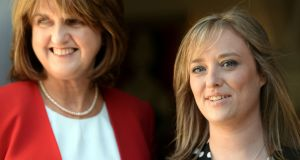 "A Labour spokesman has said: ""Maíria Cahill [right] has addressed her brief involvement with RNU on numerous occasions in the past, and on the public record."" The spokesman said Labour was proud Ms Cahill was the party's candidate for the Seanad. File photograph: Eric Luke/The Irish Times"
