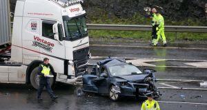 Trunp And Ny Times Car Crash