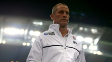 Stuart Lancaster steps down as England head coach