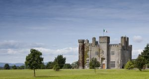 Somewhere special: 18th century Lisheen Castle, Co Tipperary