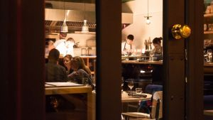 Bastible is not another neighbourhood restaurant. It's the best restaurant I've been to in Dublin this year.
