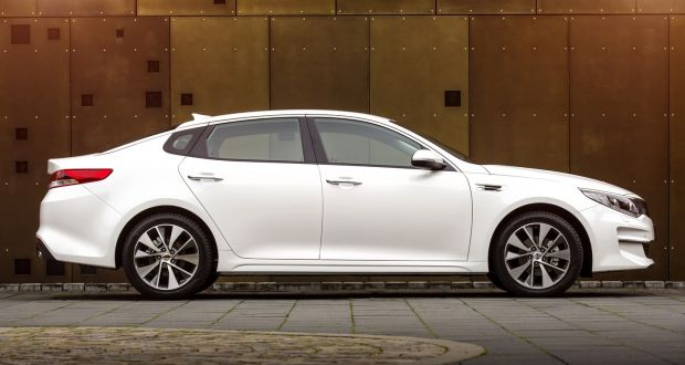 Kia Optima Drives Well In The City But One Is Conscious Of A Slight Thrashing