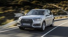 First Drive: Heavyweight Audi Q7 e-tron packs a big punch