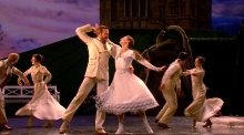 Matthew Bourne's awakening of Sleeping Beauty