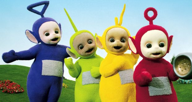 Patrick Freyne After The Apocalypse Teletubbies Will Be The Apex